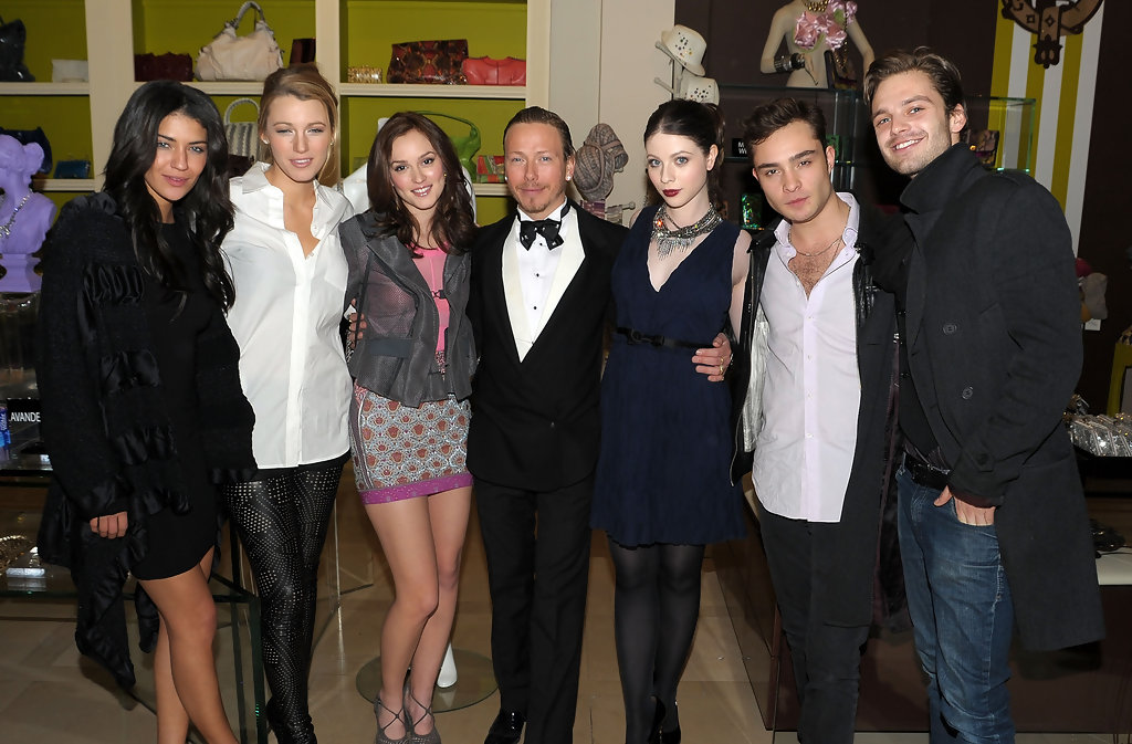 'Gossip Girl' & 'The Carrie Diaries' Stylist Eric Daman Had the Most Epic Referential TV Outfit Ever on Last Night