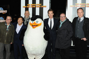 Eric Darnell 'Penguins of Madagascar' Premiere