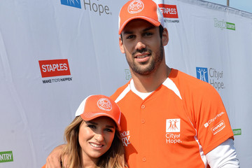 Eric Decker City of Hope Celebrity Softball Game at CMA Festival - Arrivals