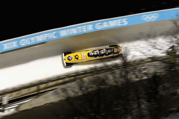 Eric Franke BMW IBSF Bobsleigh + Skeleton World Cup