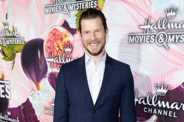 Eric Mabius Hallmark Channel and Hallmark Movies and Mysteries Winter 2018 TCA Press Tour - Red Carpet