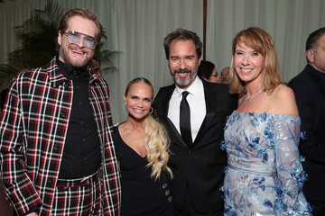 Eric McCormack Bryan Fuller 27th Annual Elton John AIDS Foundation Academy Awards Viewing Party Sponsored By IMDb And Neuro Drinks Celebrating EJAF And The 91st Academy Awards - Inside