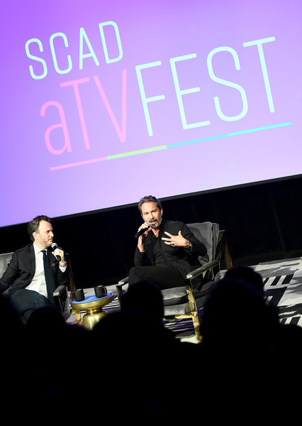 SCAD aTVfest 2020 - In Conversation With Eric McCormack And Impact Award Presentation
