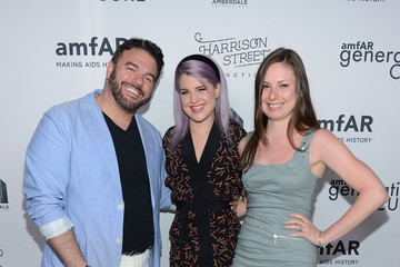 Eric Muscatell amfAR's generationCURE Kick-Off Party in LA