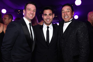 Eric Podwall Inside the Elton John AIDS Foundation Oscars Viewing Party — Part 2