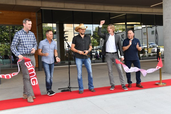 BMG's New Location Grand Opening And Ribbon Cutting