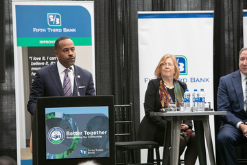 Eric Smith Fifth Third Bank Community Commitment Increase Press Conference