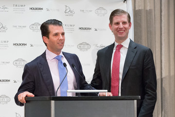 Eric Trump Trump International Hotel and Tower Vancouver Grand Opening
