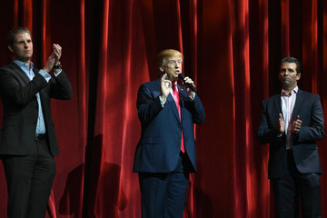 Eric Trump Donald Trump Attends The 16th Annual Outdoor Sportsman Awards