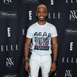 Eric West E!, ELLE, And IMG Presented By TRESemmé Host NYFW Kick-Off Party – Arrivals