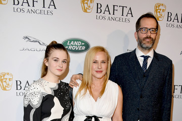 Eric White Harlow Jane The BAFTA Los Angeles Tea Party - Arrivals