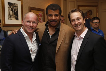 Eric Zinczenko Popular Science Hosts Breakfast And Banter With Editor-In-Chief Chris Ransom and Astrophysicist, Cosmologist, An Author Neil Degrasse Tyson