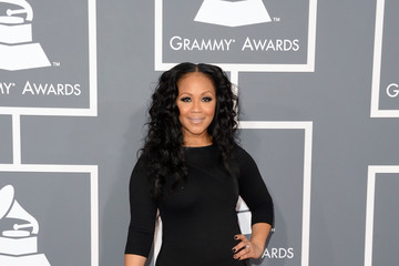 Erica Atkins-Campbell The 55th Annual GRAMMY Awards - Arrivals