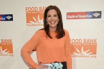 Erica Hill Food Bank For New York City Can Do Awards Dinner Gala - Arrivals