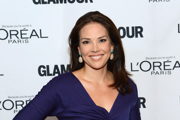 Erica Hill Stars at the Glamour Honors the Women of the Year