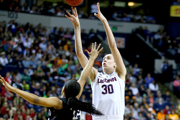 Erica McCall NCAA Women's Basketball Tournament - Final Four - Semifinals