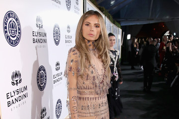 Erica Pelosini The Art of Elysium presents Stevie Wonder's HEAVEN - Celebrating the 10th Anniversary - Red Carpet