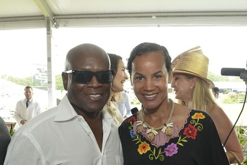 Erica Reid Hamptons Magazine Celebrates Grand Prix Sunday At Hampton Classic