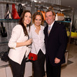 Erica Russo Furla X the Glamourai at Bloomingdale's
