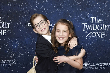 """Erica Tremblay CBS All Access New Series """"The Twilight Zone"""" Premiere - Arrivals"""