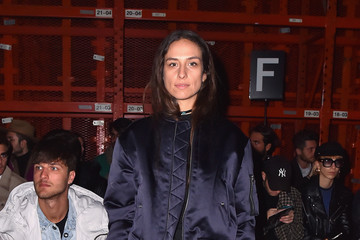 Erika Boldrin Diesel Black Gold - Front Row - Milan Fashion Week Fall/Winter 2018/19 Man and Womenswear