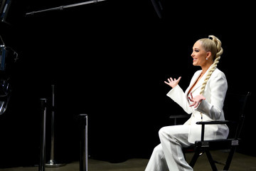 Erika Jayne Rihanna's Savage X Fenty Show Vol. 2 presented by Amazon Prime Vide – Step and Repeat