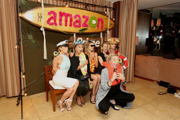 Erin Andrews Amazon Prime Summer Soiree Hosted By Erin And Sara Foster
