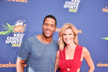 Erin Andrews Nickelodeon Kids' Choice Sports Awards 2015 - Red Carpet