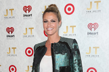 Erin Andrews '20/20' Album Release Party in LA