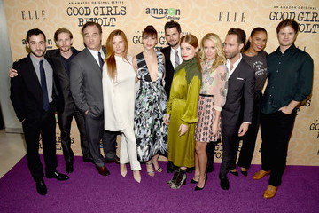 Erin Darke Amazon Red Carpet Premiere Screening of Original Drama Series 'Good Girls Revolt'