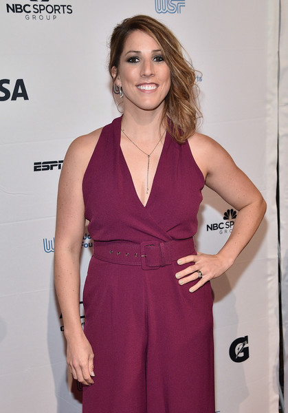 The Women's Sports Foundation's 40th Annual Salute To Women In Sports Awards Gala - Arrivals []