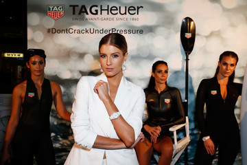 Erin Holland TAG Heuer Sydney Flagship Re-Opening