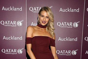 Erin Holland Qatar Airways Auckland Gala Dinner