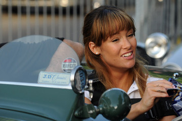 Erin McNaught 1000 Miles Historic Road Race