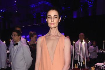 Erin O'Connor 2015 amfAR New York Gala - Inside