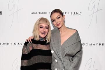 Erin Parsons Gigi Hadid x Maybelline New York International Launch Party