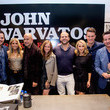 Erin Stewart John Varvatos Book Signing at John Varvatos Houston