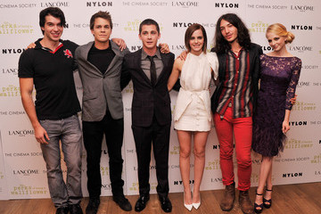 """Erin Wilhelmi The Cinema Society With Lancome & Nylon Host A Screening Of """"The Perks Of Being A Wallflower""""  - Arrivals"""