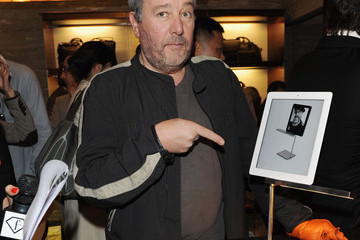"Philippe Starck Ermenegildo Zegna And Flos Present ""KELVIN LED"" By Antonio Citterio And ""NET"" By Philippe Starck"