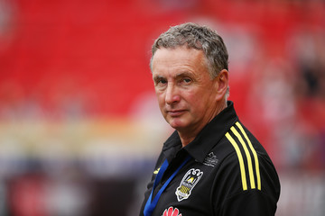 Ernie Merrick A-League Rd 9 - Adelaide v Wellington