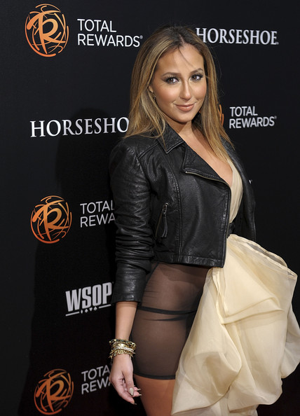 Adrienne bailon wardrobe opinion obvious