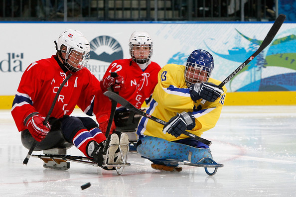 2010 Paralympic Games- Day 2