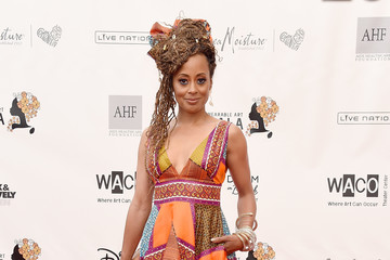 Essence Atkins WACO Theater Center's 3rd Annual Wearable Art Gala - Arrivals
