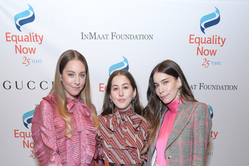 Este Haim Equality Now Celebrates 25th Anniversary at 'Make Equality Reality' Gala - Arrivals