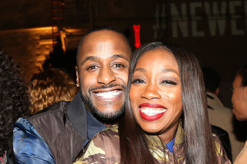 Estelle BET's 'The New Edition Story' Premiere Screening - After Party