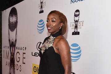 Estelle 47th NAACP Image Awards Presented By TV One - Red Carpet