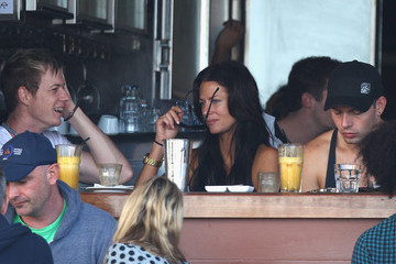 Esther Anderson Esther Anderson Sighting In Sydney - May 22, 2011