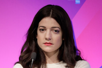 Esther Garrel 'Call Me By Your Name' Press Conference - 61st BFI London Film Festival
