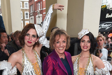 "Esther Rantzen The Duchess Of Cambridge Attends The Opening Night Of ""42nd Street"" In Aid Of The East Anglia Children's Hospice"