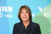 """Penelope Wilton attends the """"Eternal Beauty"""" World Premiere during the 63rd BFI London Film Festival at the BFI Southbank on October 08, 2019 in London, England."""